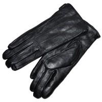 Перчатки женские, натуральная кожа -34