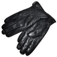 Перчатки мужские, натуральная кожа -04