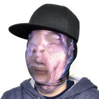 """Маска для хэллоуина """"Angry Zombie"""""""