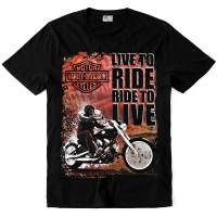 """Футболка """"Live To Ride"""""""