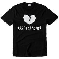 """Футболка """"XXXTentacion"""" (Heart)"""