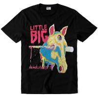 """Футболка """"Little Big - Dead Unicorn"""""""
