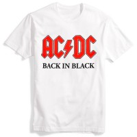 "Футболка ""AC/DC in black"""