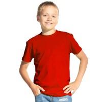 Футболка детская Classic Premium (красный)