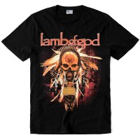 "Футболка ""Lamb of God"""