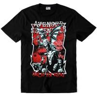 "Футболка ""Avenged Sevenfold - Hail to the King"""