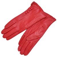 Перчатки женские, натуральная кожа -37