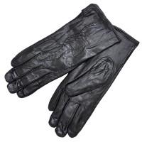 Перчатки женские, натуральная кожа -38