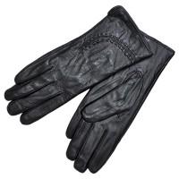 Перчатки женские, натуральная кожа -41