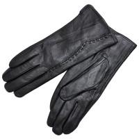 Перчатки женские, натуральная кожа -42