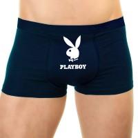 """Трусы мужские с рисунком """"PlayBoy"""""""