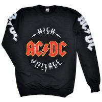 "Свитшот ""AC/DC - High Voltage"""