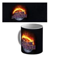 """Кружка керамическая """"Black Sabbath"""""""
