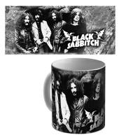 """Кружка керамическая """"Black Sabbath"""" (группа)"""