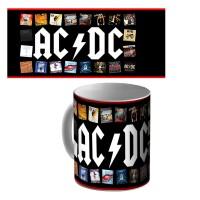 """Кружка керамическая """"AC/DC"""""""