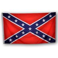 Флаг Конфедеративных штатов Америки (флаг Конфедерации)