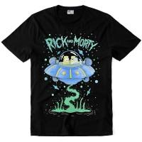 "Футболка ""Rick and Morty (UFO)"""
