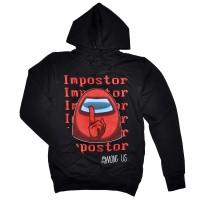 """Толстовка подростковая """"Among Us, Impostor"""""""