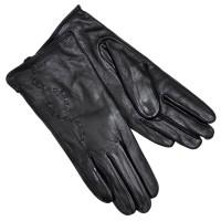 Перчатки женские, натуральная кожа -46