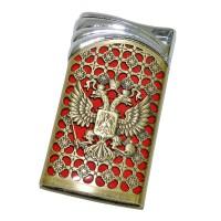 """Зажигалка """"Герб России"""" -5"""