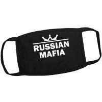 """Маска от вирусов с рисунком """"Russian Mafia"""""""