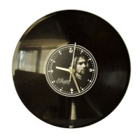 "Часы-пластинка настенные ""Kurt Cobain-1"""