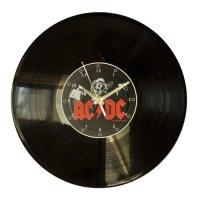 "Часы-пластинка настенные ""AC/DC"" (1)"