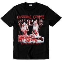 "Футболка ""Cannibal Corpse - Butchered at Birth"""