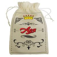 """Мешочек для подарка с именем """"Ася"""""""