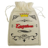 """Мешочек для подарка с именем """"Елизавета"""""""