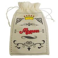 """Мешочек для подарка с именем """"Марина"""""""
