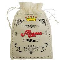 """Мешочек для подарка с именем """"Марта"""""""