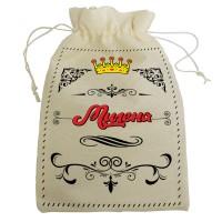 """Мешочек для подарка с именем """"Милена"""""""