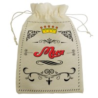 """Мешочек для подарка с именем """"Мия"""""""