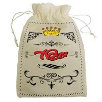 """Мешочек для подарка с именем """"Юля"""""""