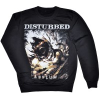 "Свитшот ""Disturbed - Asylum"""
