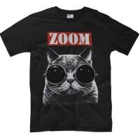 """Футболка """"Zoom"""" (кошка)"""