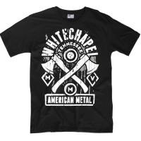 "Футболка ""Whitechapel"" (American Metal)"