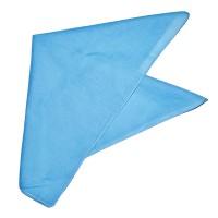 Бандана голубая (без изображения)