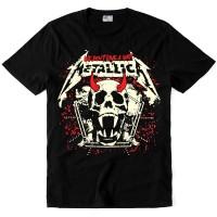 "Футболка ""Metallica - We Don't Give A Shit!"""