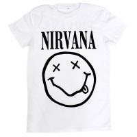 "Футболка ""Nirvana (смайл)"""