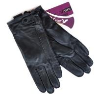 Перчатки женские, натуральная кожа -49