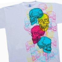 """Футболка """"Cranium Collage"""" (США)"""