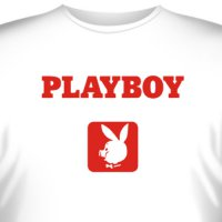 "Футболка ""PlayBoy (Пятачок)"""