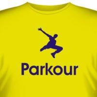 """Футболка """"Parkour"""" (2)"""