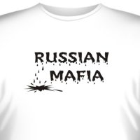 "Футболка ""Russian Mafia"" (2)"