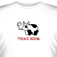"""Футболка """"Toxi Kow"""""""
