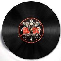 "Часы-пластинка настенные ""AC/DC"" (2)"