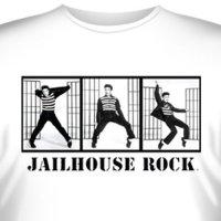 Футболка Art_Brands «Jailhouse Rock» (Элвис Пресли, 12732)