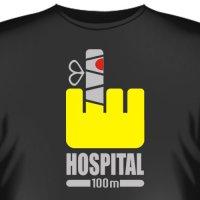 """Футболка """"Hospital"""""""